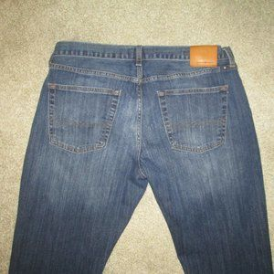 Lucky Brand 221 Original Straight Jeans 36…